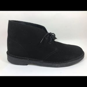 Clarks Shoes - Clarks Chukka Charles F Stead Leather Boots 10M